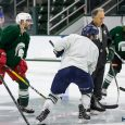 The Michigan State Spartans' annual pro camp started in East Lansing on Monday, as former MSU hockey players continued the program's tradition of gathering the alums and some […]