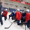 The new USA Hockey's National Team Development Program Under-17 Team has arrived in Plymouth; check out MiHockey's photos from the team's first practice. (Photos by Michael Caples/MiHockey)