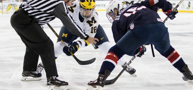 By @MichaelCaples – For the first time, the cross-town rivalry between the University of Michigan and USA Hockey's National Team Development Program will be played somewhere other than […]