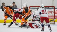 On the way home from the first-ever youth hockey game at Little Caesars Arena, MiHockey cameras stopped by the Compuware vs. Fox Motors 14U game at USA Hockey […]