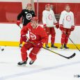 On Sept. 19, the Detroit Red Wings held their first official practice at their new home. Skating on the Belfor Training Center ice, the Wings prepared for the […]