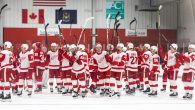 Check out MiHockey's photos from the Red and White Game, the annual event to conclude the Detroit Red Wings' training camp in Traverse City. (Photos by Andie Wojciak/MiHockey)