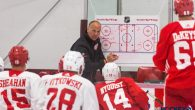 Check out MiHockey's photos from the Red Wings' annual training camp in Traverse City. (Photos by Andie Wojciak/MiHockey)
