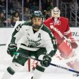 The Spartans fell behind early against the Wisconsin Badgers Friday evening at Munn Ice Arena in East Lansing, and the home team wasn't able to recover. Wisconsin won […]