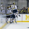 The Michigan Wolverines rallied for a big victory over No. 4 Minnesota Friday evening at Yost Ice Arena, overcoming a 3-0 deficit to eventually win 5-4 in overtime. […]