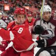The Detroit Red Wings welcomed their old friends the Colorado Avalanche to Little Caesars Arena for the first time Sunday evening, and the visitors spoiled the party. The […]