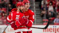 Thanks to goals from Luke Glendening, Tomas Tatar and Dylan Larkin – along with 19 saves from Jimmy Howard – the Red Wings beat the Buffalo Sabres 3-1 […]