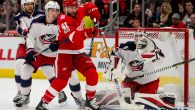 The Detroit Red Wings battled the Columbus Blue Jackets and Wolverine trio of Zach Werenski, Jack Johnson and Tyler Motte Saturday evening at Little Caesars Arena, hosting the […]