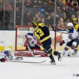 On Saturday, the Michigan Wolverines made their first-ever trip to Plymouth to play the visiting-team role in their annual battle with USA Hockey's National Team Development Program. Playing […]